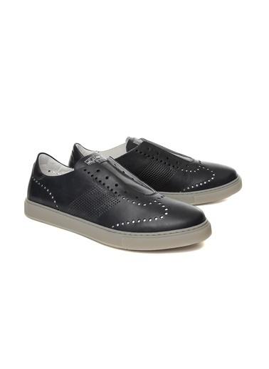 Alberto Guardiani Ayakkabı Mavi